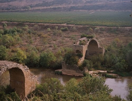 El puente de Mantible: vestigios romanos