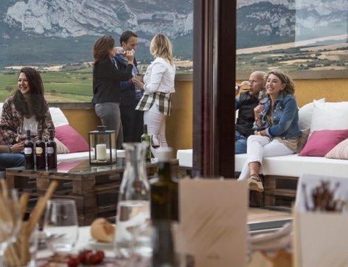 Vive el auténtico tardeo en Rioja Alavesa